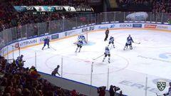 Гол. 9:0. Илья Ковальчук (СКА) поразил ворота в большинстве