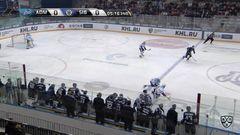 Гол. 0:1. Шумаков Сергей (Сибирь) замкнул передачу из за ворот