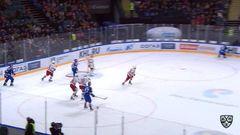 Гол. 1:0. Никита Гусев (СКА) открыл счёт, отличившись в большинстве
