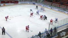 Гол. 2:1. Максим Мамин (ЦСКА) вывел армейцев вперёд