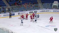 Витязь - Динамо Мн. Лучшие моменты матча