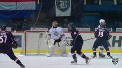 Медвешчак - Динамо Р. Лучшие моменты первого периода
