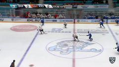 Гол. 1:0. Иванов Никита (Барыс) с пятака