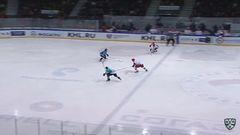 Гол. 0:1. Основин Вячеслав (ЦСКА) пробил вратаря на противоходе