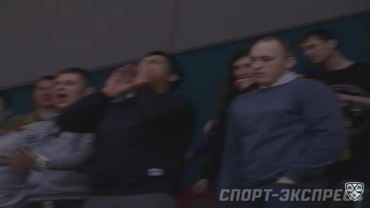 Гол. 0:2. Основин Вячеслав (ЦСКА) в угол со средней дистанции