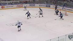 Гол. 0:2. Александр Кулаков (Динамо) удвоил преимущество минчан