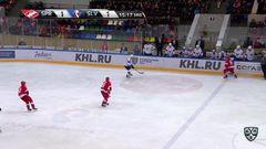 Гол. 2:1. Виктор Бобров (Спартак) вывел москвичей вперёд