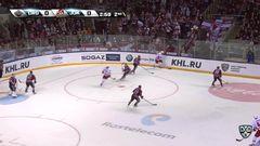 Гол. 0:1. Петер Регин (Йокерит) открыл счёт в матче