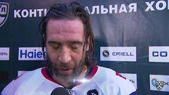 Интересный момент. Интервью Максим Тальбо (Локомотив)