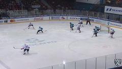 Гол. 0:1. Яковлев Егор (СКА) расстрелял ворота со средней дистанции