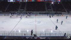 Гол. 0:3. Широков Сергей (СКА) в касание в угол поразил ворота