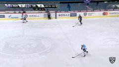 Гол. 0:1. Бойчак Зак (Сибирь) открывает счет матча в большинстве