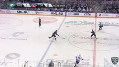 Гол. 2:0. Попов Андрей (Ак Барс) увеличивает преимущество в счете
