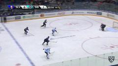 Гол. 0:2. Константин Окулов  (Сибирь) увеличивает преимущество в счете