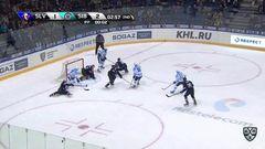 Слован - Сибирь. Лучшие моменты матча