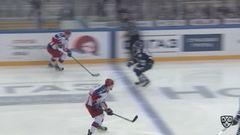 Адмирал - ЦСКА. Лучшие моменты второго периода