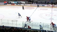 Гол. 3:0. Коледов Павел  (Локомотив) увеличивает преимущество в счете