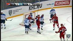 Локомотив - Барыс 7:1