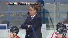 Гол. 2:0. Попов Виталий (Амур) повторной атакой поразил ворот