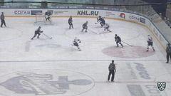 Адмирал - СКА. Лучшие моменты матча