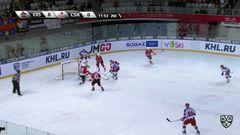 Гол. 0:1. Кузьменко Андрей (ЦСКА) с пятака с разворота