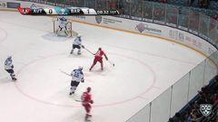 Гол. 0:2. Старченко Роман (Барыс) в касание с пятака
