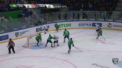 Гол. 0:1. Попов Виталий (Амур) с пятака забил