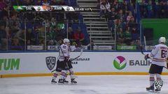 Салават Юлаев - Амур. Лучшие моменты матча