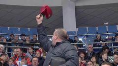Гол. 0:1. Владислав Картаев (Локомотив) неотразимо бросил с кистей