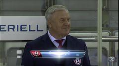 Югра - Автомобилист 0:1
