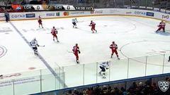Гол. 1:0. Галимов Эмиль (Локомотив) открывает счет матча