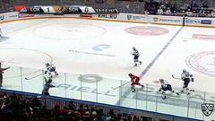 Гол. 2:0. Мосалёв Денис (Локомотив) увеличивает преимущество в счете