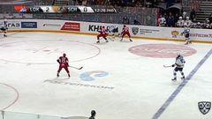 Удаление. Кузнецов Сергей (ХК Сочи) удален на 2 минуты за задержку руками