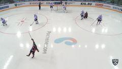 Авангард - Динамо Р. Лучшие моменты второго периода