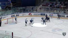 Гол. 2:0. Саюстов Дмитрий (Адмирал) пробил вратаря с пятака