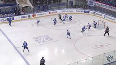 Гол. 1:0. Филатов Никита (Лада) открывает счет матча