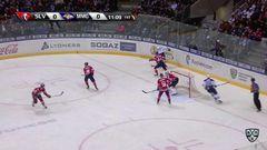 Гол. 0:1. Александр Сёмин (Металлург) открыл счёт в матче
