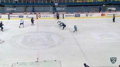 Гол. 2:2. Денис Паршин (Салават Юлаев) сравнял счёт в матче