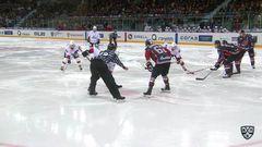 Гол. 1:0. Хохряков Пётр (Авангард) открывает счет матча