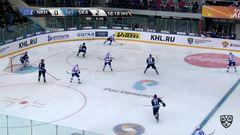 Гол. 0:3. Войнов Вячеслав (СКА) от синей поразил ворота