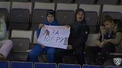 Удаление. Макаров Александр (Югра) удален на 2 минуты за удар клюшкой
