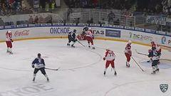 Гол. 1:1. Дмитрий Сёмин (Торпедо) восстановил равенство в счёте