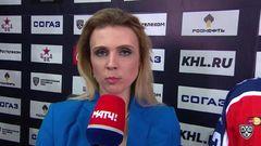 Интерсный момент. Интервью Джефф Плэтт (ЦСКА)