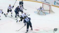 Гол. 1:0. Дмитрий Огурцов (Нефтехимик) распечатал ворота череповчан