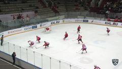 Гол. 0:3. Алексей Макеев (Витязь) оказался самым расторопным на добивании