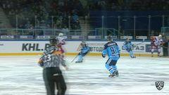 Сибирь - Локомотив. Лучшие моменты первого периода
