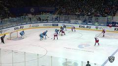 Гол. 1:1. Якуб Накладал (Локомотив) восстановил равенство в счёте