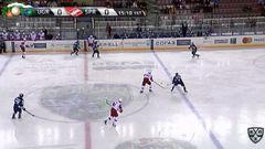 Гол. 0:1. Калинин Дмитрий (Спратак) открывает счет матча