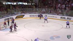 Гол. 0:2. Евгений Кетов (СКА) удвоил разрыв в счёте
