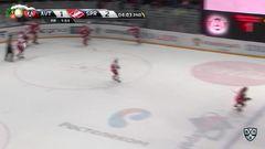 Гол. 2:2. Тимашов Николай (Автомобилист) сравнивает счет матча в большинстве